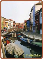 trois quarte jours à Venise