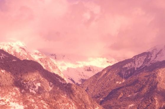 montagne-rose