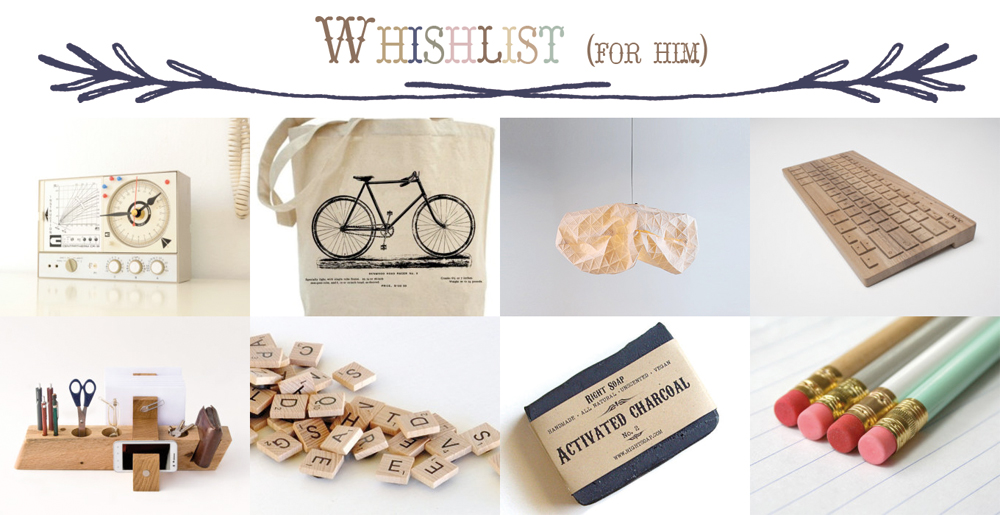 whislist-for-him