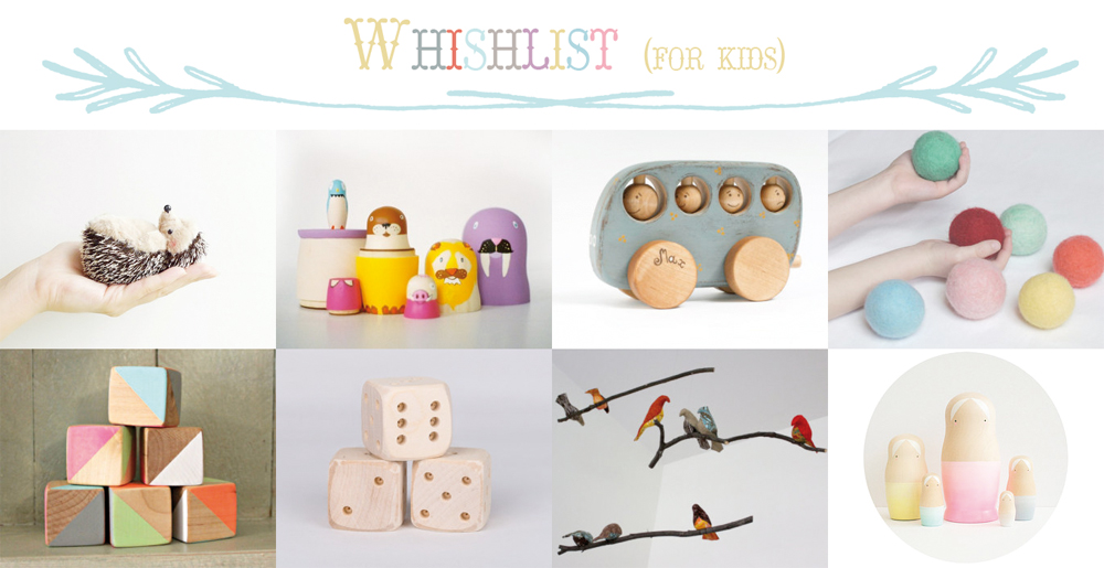 whislist-for-kids