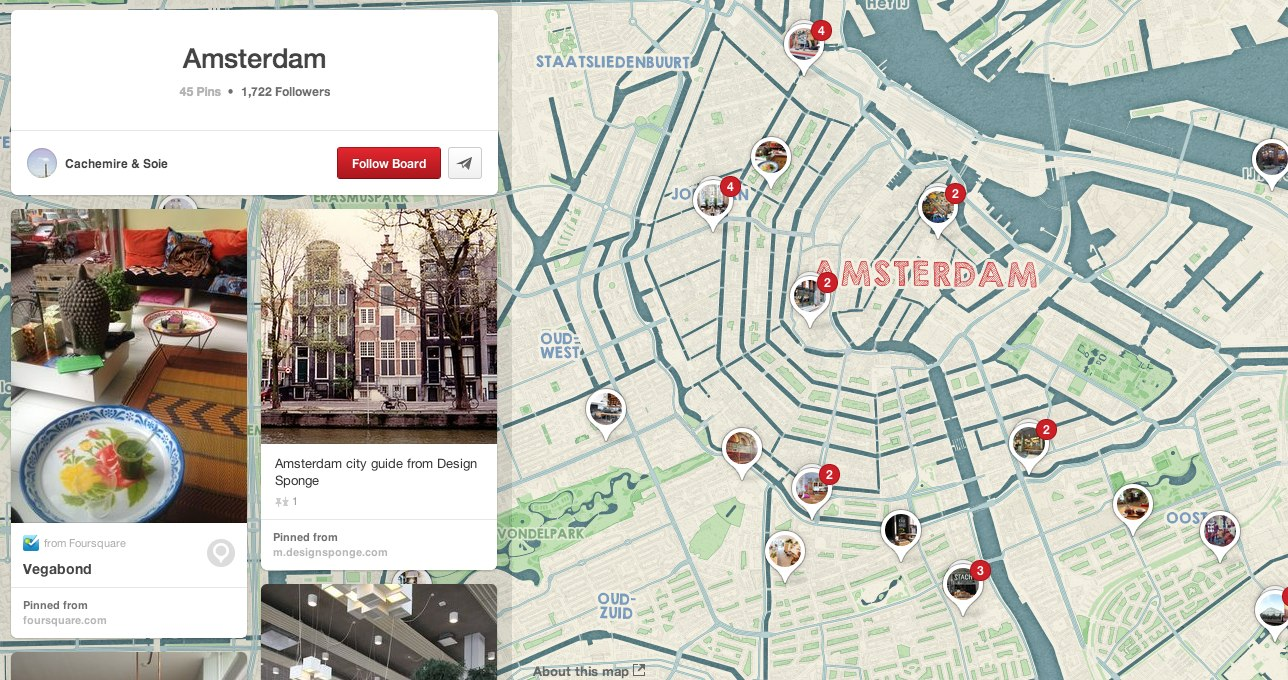 Amsterdam on Pinterest